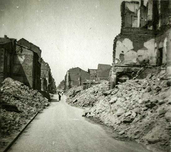 Mannheim 1945