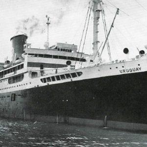 Sailing the Atlantic: December 21, 1942 – December 29, 1942