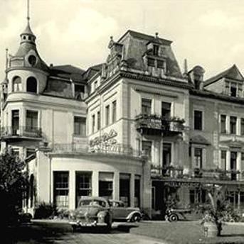 Bad Wildungen, Germany -- September 13, 1945 – September 27, 1945
