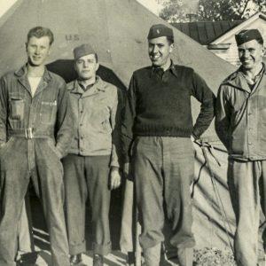 Camp Kilmer, New Jersey November 24, 1942 – December 20, 1942