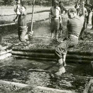 Camp Pickett, Virginia – September 22, 1942 – November 20, 1942