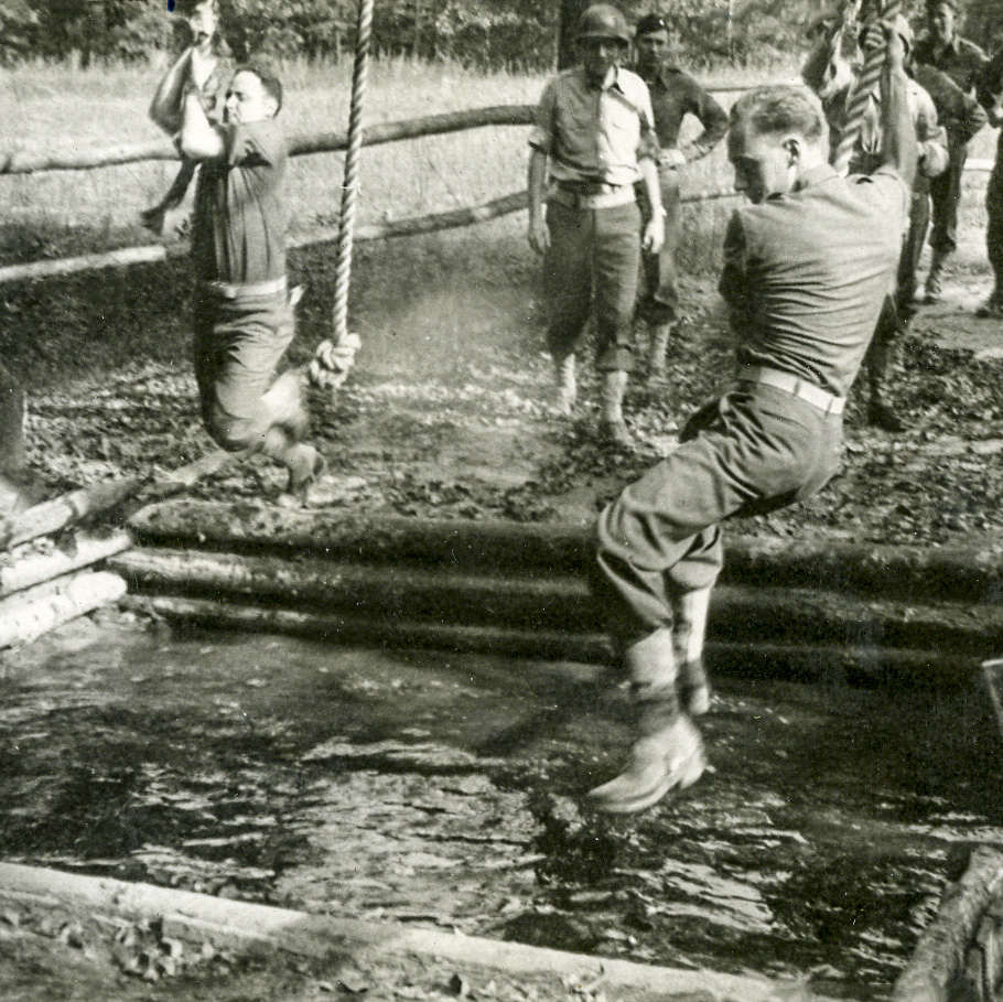 Camp Pickett, Virginia – September 22, 1942 – November 20, 1942