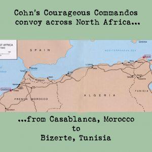 Convoy Across North Africa: June 20, 1943 – June 24, 1943