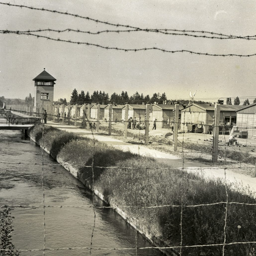 Dachau Concentration Camp – June 6, 1945 – June 25, 1945