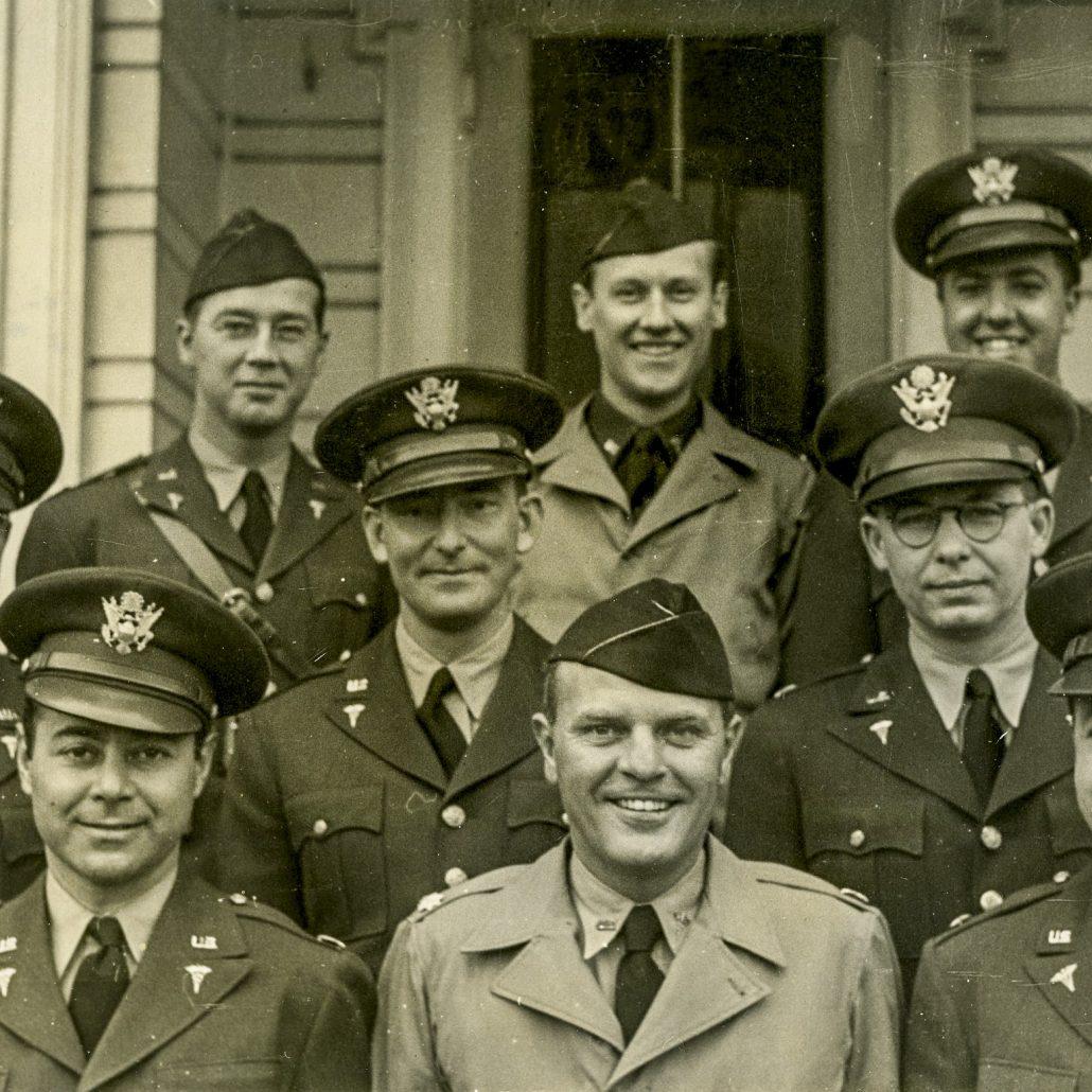 Ft. Lewis, Washington – April 11, 1942 – May 3, 1942