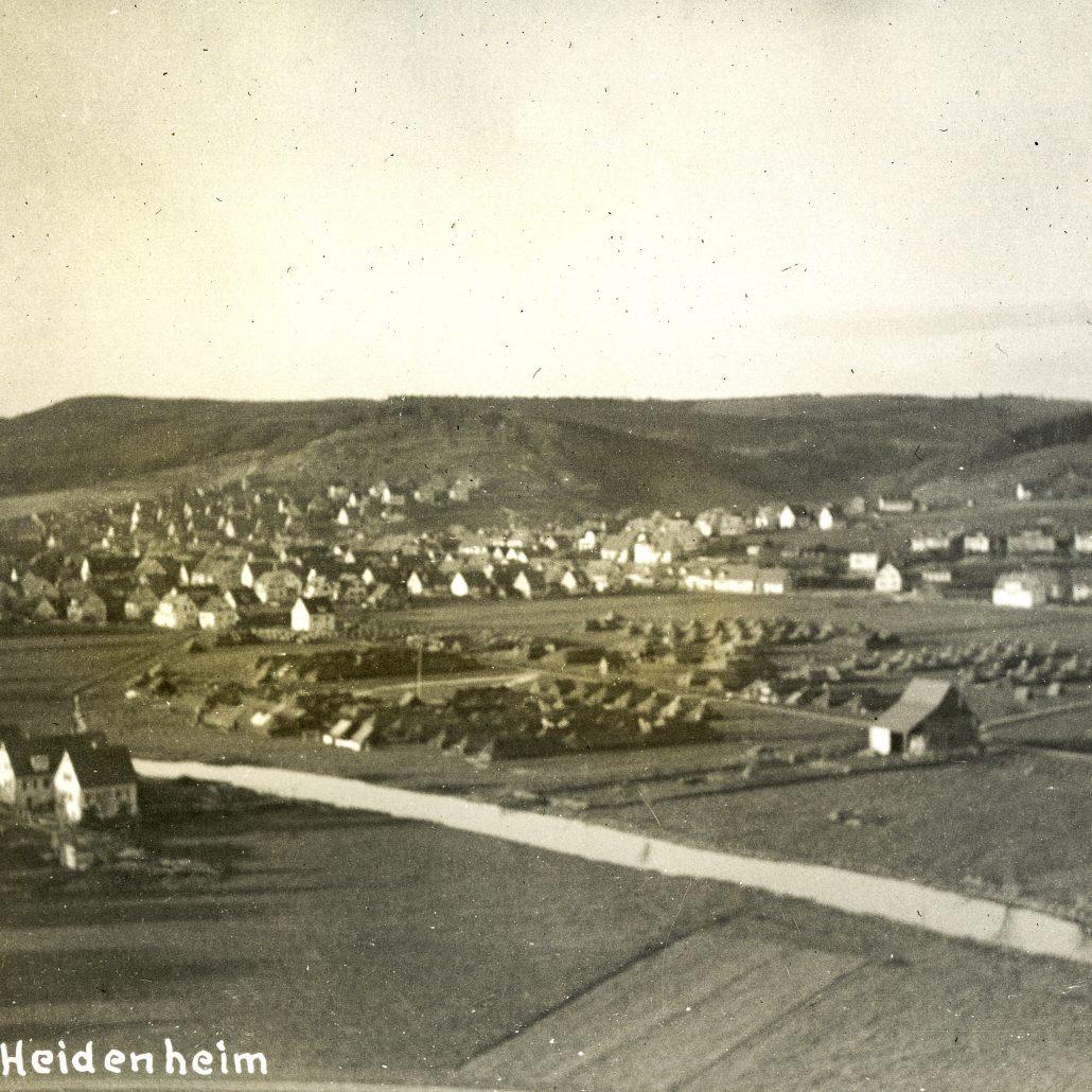 Heidenheim, Germany – April 27, 1945 – June 5, 1945
