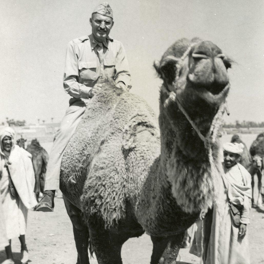 Casablanca, Morocco: December 30, 1942 – June 19, 1943