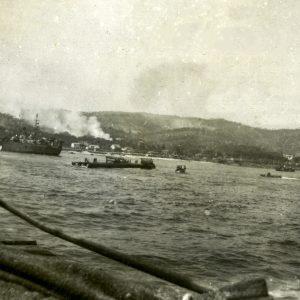 On the Mediterranean Sea: August 11, 1944 – August 14, 1944