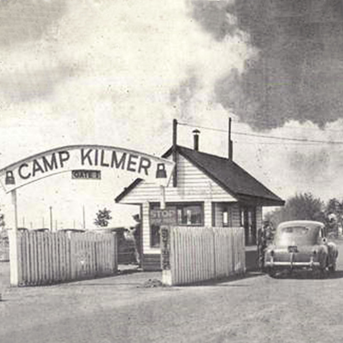 Camp Kilmer, NJ August 16, 1942-September 19, 1942