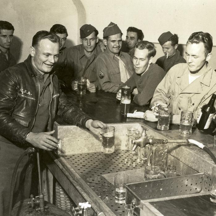 Ellwangen, Germany – June 26, 1945 – July 9, 1945
